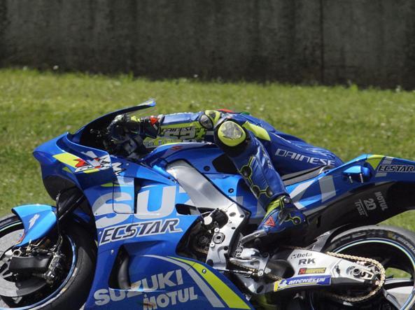 MotoGP UFFICIALE Andrea Iannone con Aprilia fino al 2020