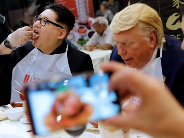Trump-Kim Jong-un: accordo firmato a Singapore, i primi dettagli