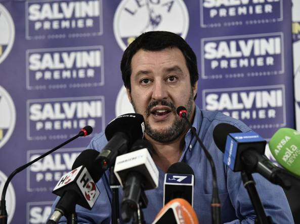 Migranti, Salvini su Aquarius: