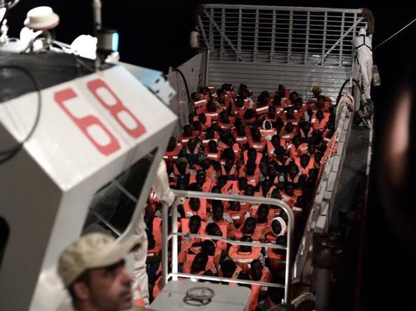 Migranti, Salvini su Aquarius:
