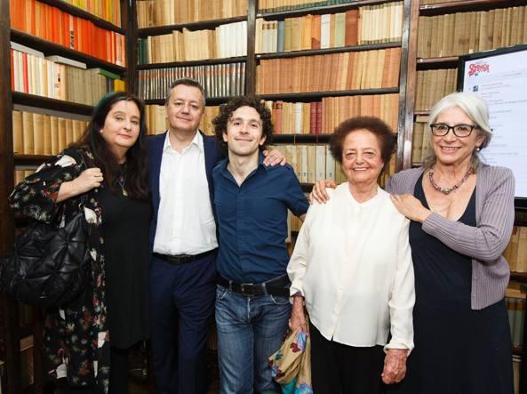 Janeczek, Balzano, Petrignani, Levi e D'Amicis nella cinquina del Premio Strega