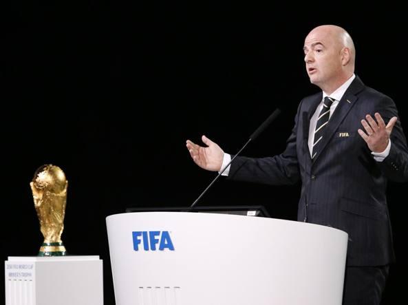 MONDIALI 2026, Il 13/6 la FIFA decide la sede