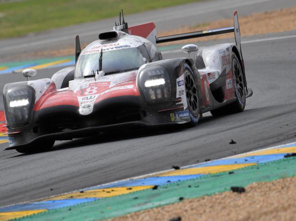 Le Mans, Toyota e Alonso in pole alla 24 Ore