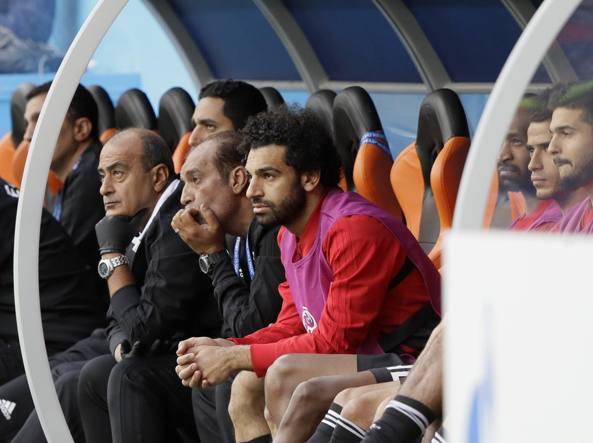 MONDIALI, La Russia batte l'Egitto per 3-1