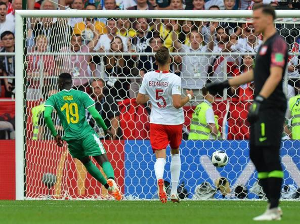 Mondiali - M'Baye Niang trascina il Senegal: 2-1 alla Polonia