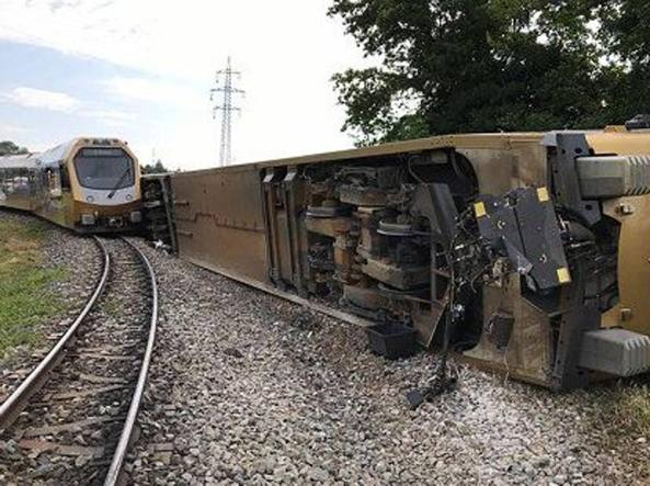 Incidente ferroviario in Austria: 26 feriti, due gravi