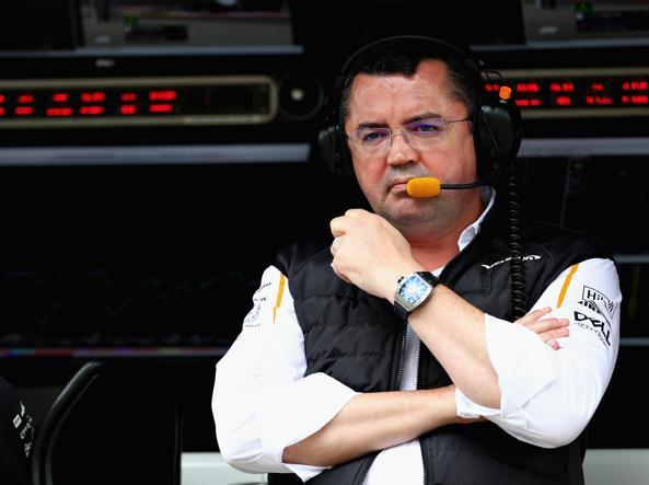 F1 McLaren, si è dimesso Eric Boullier