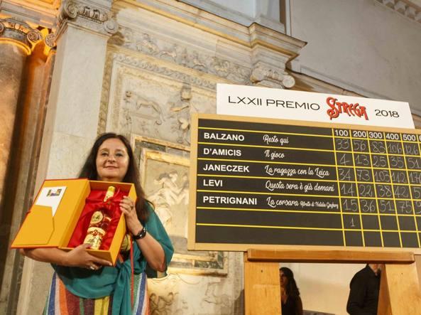 Premio Strega, vince Helena Janeczek con