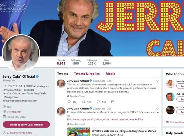 Luigi Di Maio cita Jerry Calà: