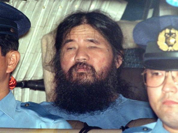 Dal mondo/Giappone, giustiziati in sette per attentato alla metro di Tokyo