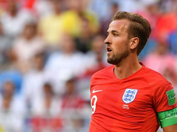 Harry Kane star dell'Inghilterra