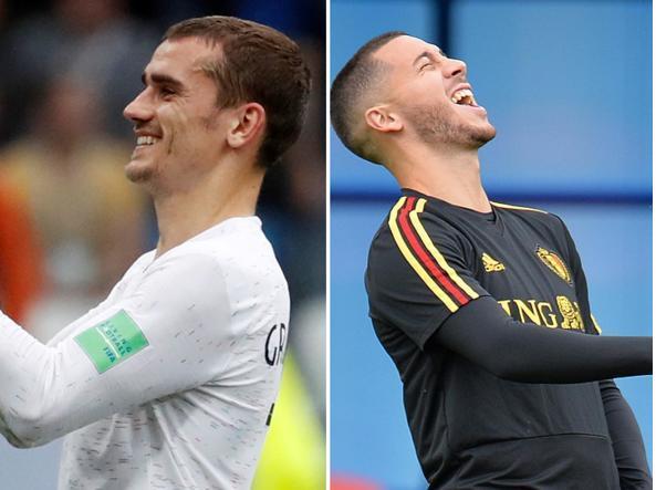 Francia-Belgio 1-0, Umtiti porta in finale i Galletti