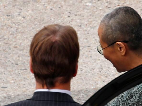 Vedova Nobel Pace Liu Xiaobo partita per Berlino