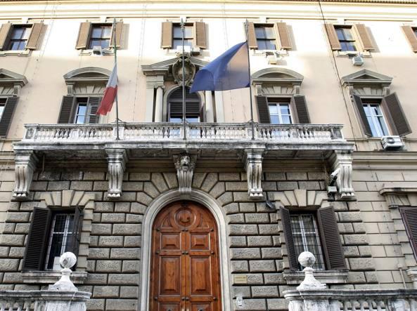 Il ministero dell'Economia a Roma