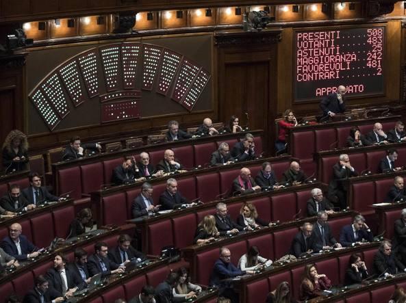 Di Maio, ora taglio numero parlamentari