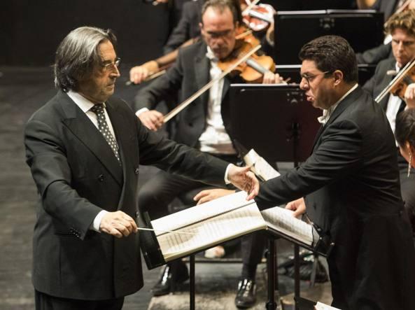 A Riccardo Muti il Nobel giapponese