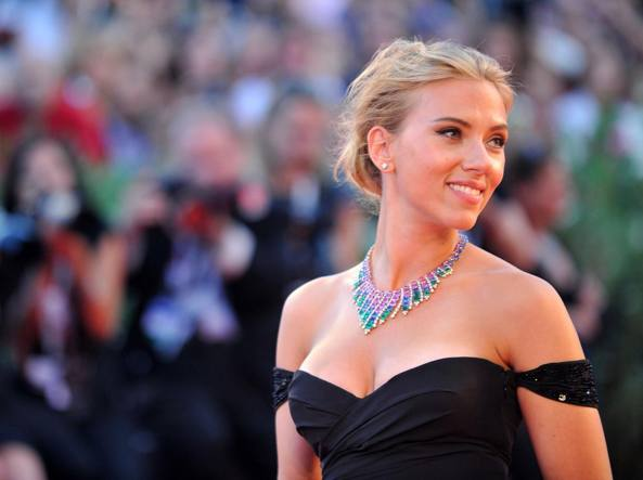 Scarlett Johansson lascia il film in cui doveva interpretare una transessuale