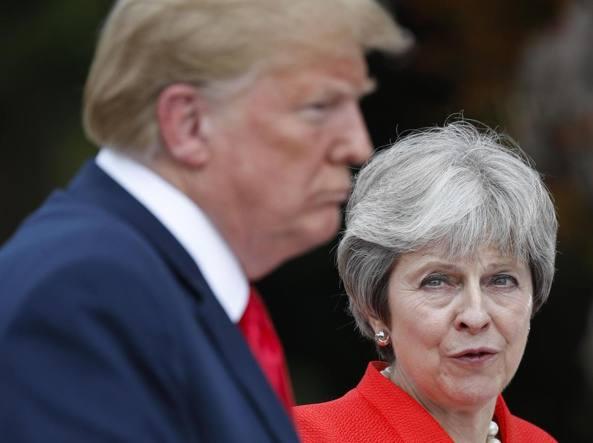 Trump sotto accusa, critiche per la 'resa' a Putin