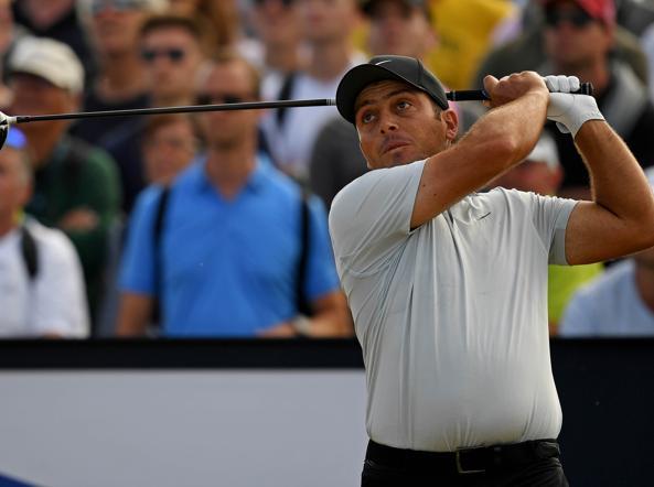 GOLF. Molinari nella storia: vince l'Open Championship