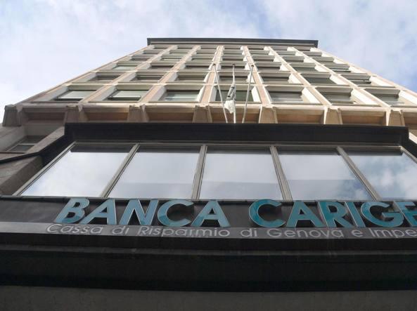 Banca Carige, Bankitalia: