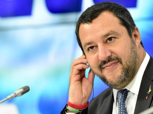 Salvini parla di