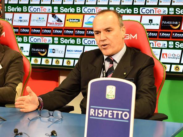 Serie B, l'anticipo del venerdì trasmesso dalla Rai