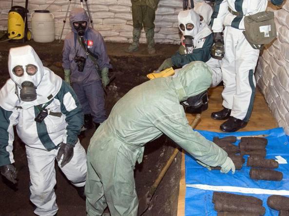 Siria, ucciso capo di un centro ricerche accusato per armi chimiche