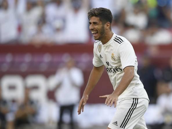 Real Madrid-Juventus 3-1: Asensio condanna i bianconeri con una doppietta