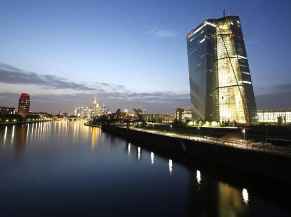 La Bce conferma l'uscita dal Quantitative easing a gennaio 2019