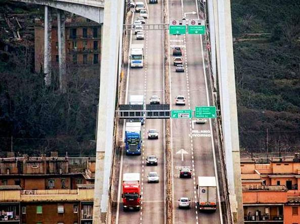 Crollo ponte Genova, Toninelli: