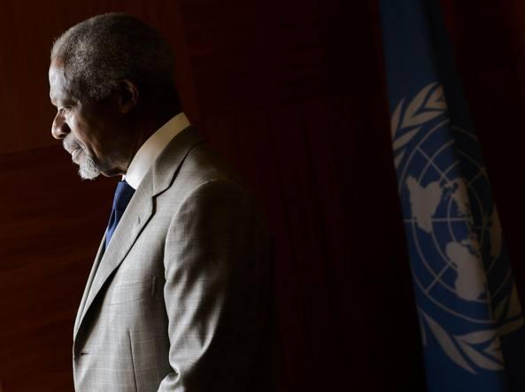 Kofi Annan, è morto l'ex segretario delle Nazioni Unite