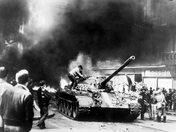 A 50 anni dai carri armati sovietici a Praga