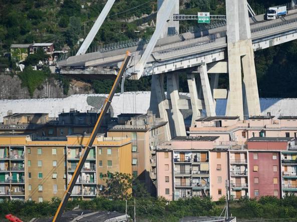 Crollo Genova, Fincantieri: possiamo rifare il ponte. Cdp conferma sostegno per ricostruzione