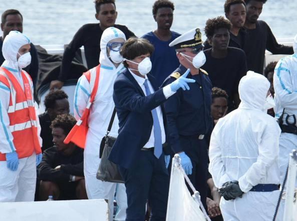 Matteo Salvini è indagato per il caso dei migranti sulla nave Diciotti