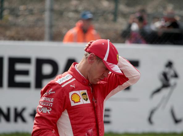 Formula 1, la Ferrari trionfa a Spa