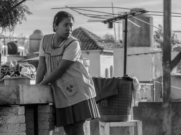 Roma: Netflix progetta un'uscita cinematografica per il film di Cuaron