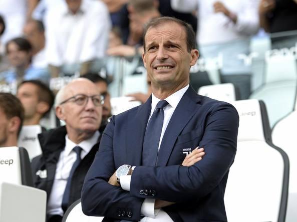 Juventus, Allegri tranquillizza Ronaldo: