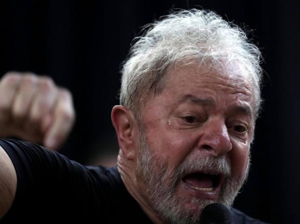 Lula in carcere, non sarà candidato