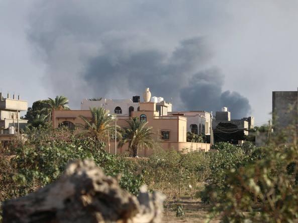 Libia, Tripoli, continuano gli scontri nel sud della capitale