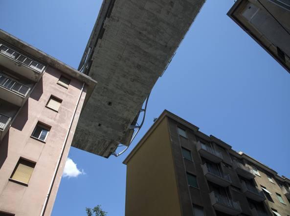 Sfollati Ponte Morandi, Di Maio: