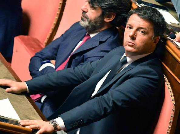 Primarie Pd, Renzi si sfila:
