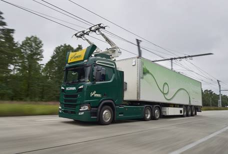 Autostrada A35, via libera ai primi 6 km elettrificati sulla BreBeMi
