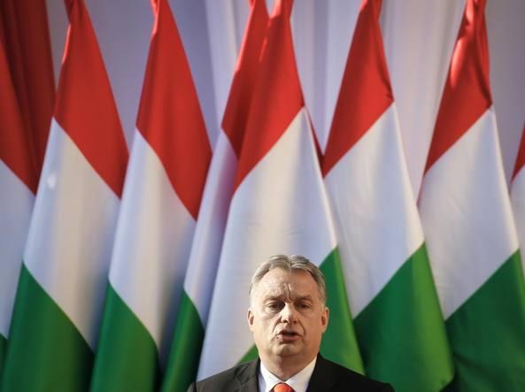 Strasburgo: sì alle sanzioni all'Ungheria di Orban e alla Direttiva sul copyright