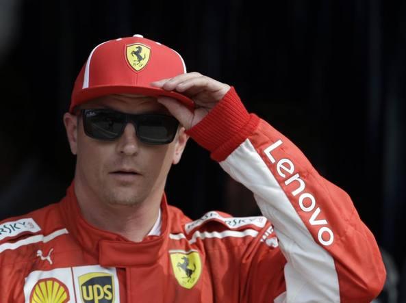 Formula 1, Raikkonen: