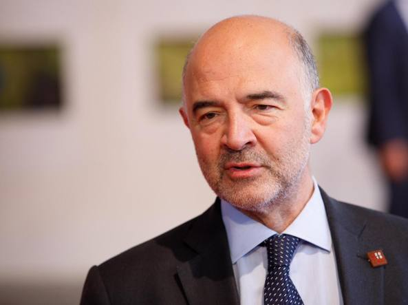 Moscovici: l'Italia è un problema nella zona euro