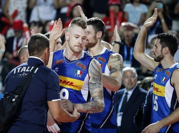 Volley, Mondiali: Italia-Belgio: dove vederla in tv