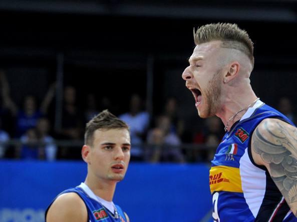 Mondiali Volley: Giannelli guida l'Italia al Foro Italico davanti a Mattarella