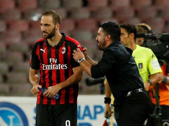 Cagliari-Milan, Maran: