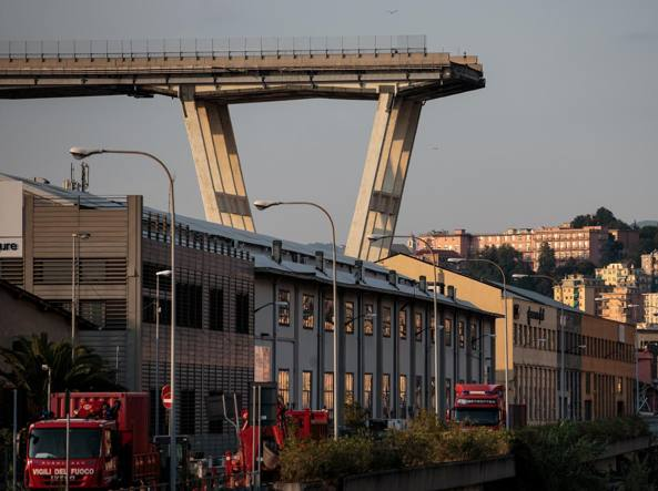 Genova, raccolta fondi tra i lavoratori di Autostrade: è polemica