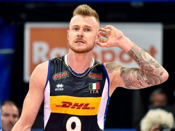 Volley, Mondiali 2018: cinque su cinque per gli Azzurri